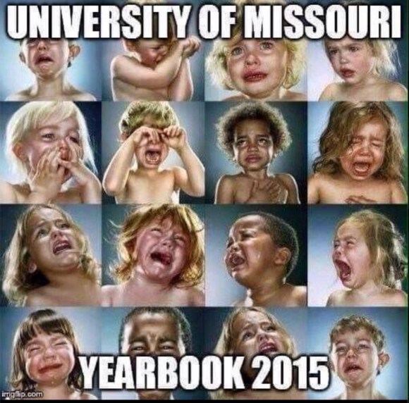 Mizzou Yearbook copy
