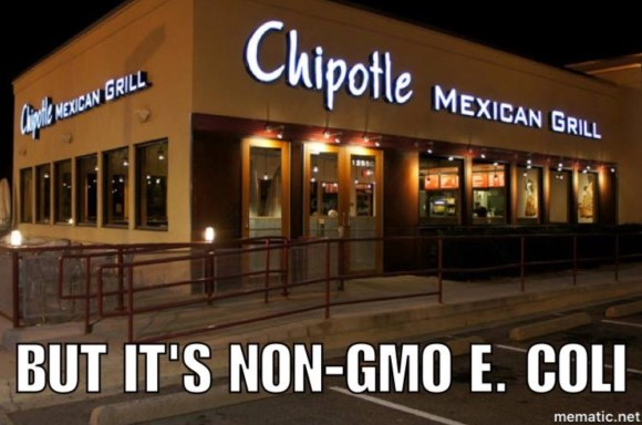 Non GMO e coli copy