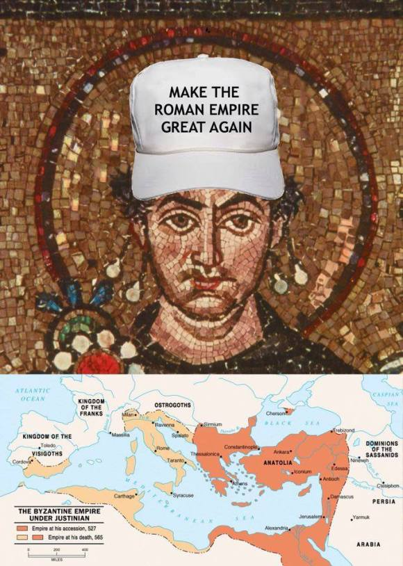 Make Roman Empire Great