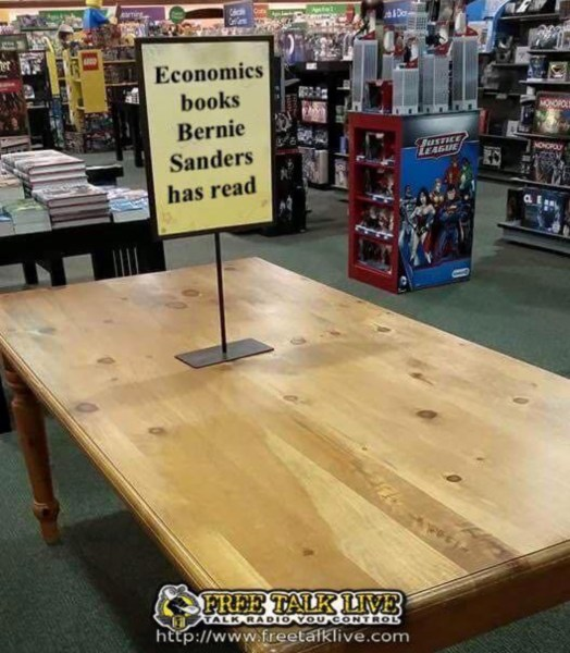 Sanders Economics Books copy