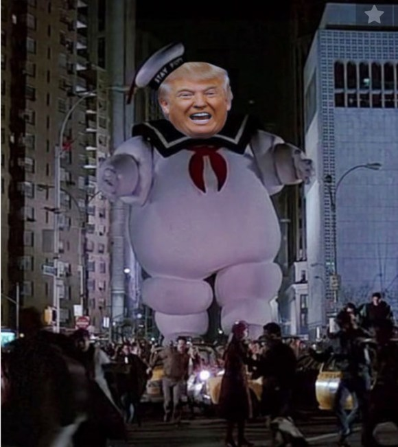 Stay Puft Trump copy