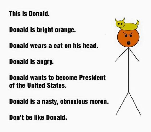 This is Donald