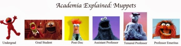 Academic Muppets