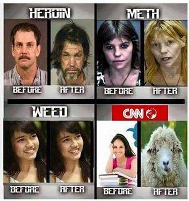CNN on Meth