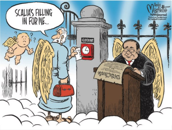 Scalia Filling In