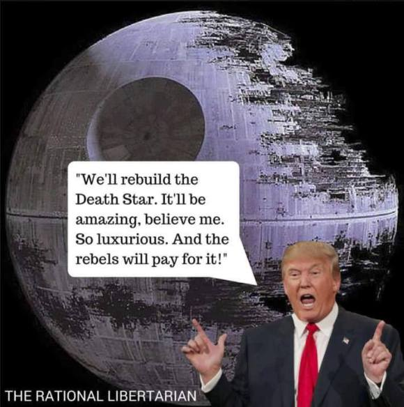 Rebuild Death Star