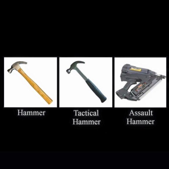 Assault Hammer copy
