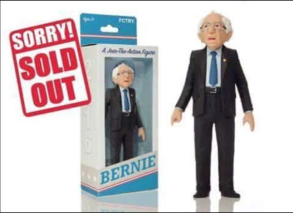Bernie sells Out