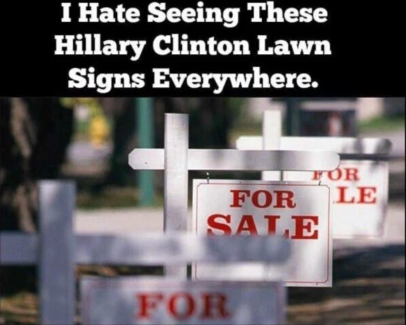 Clinton Lawn Signs copy