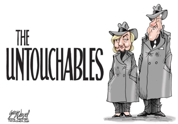 Clintons Untouchable copy