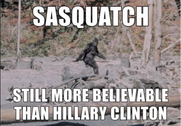 Sasquatch Hillary copy