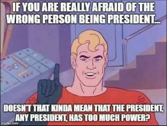 power-presdient