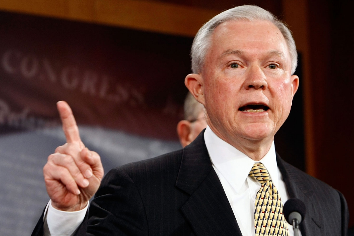 Image result for photo of jeff sessions