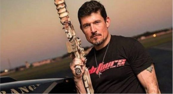 Chris Paronto, Benghazi fighter and Power Line's armed hunk of the week.