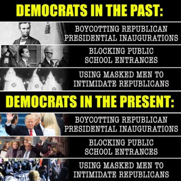 Democrats Then and Now