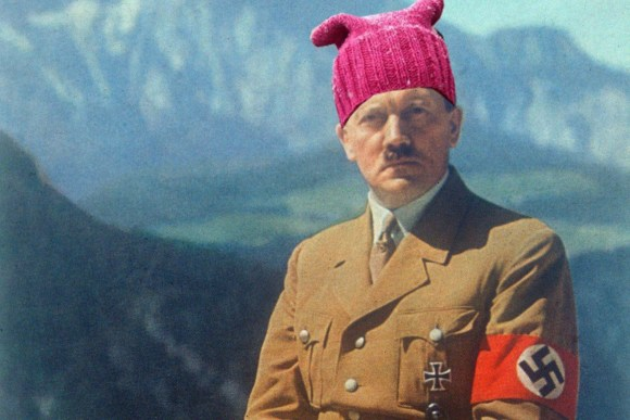 Hitler Pussy Hat