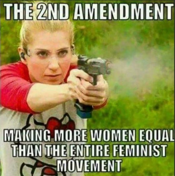 2nd Amendment Feminism