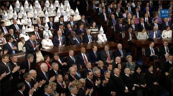 Dems in White