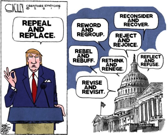 Repeal Problems