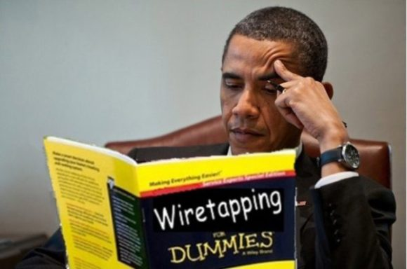 Wiretapping for Dummies
