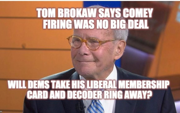 Brokaw defects