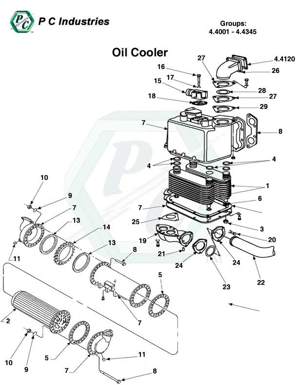 Seim Oil Cooler Wiring Diagram
