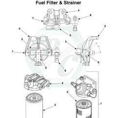 Kubota Generator Wiring Diagram 2002 Ford Windstar Fuse Detroit Diesel Fuel Filter Auto Electrical