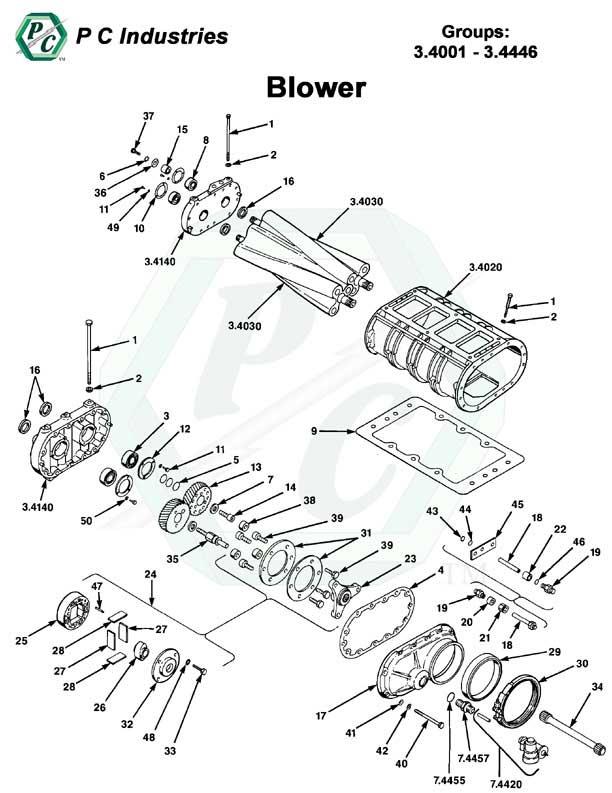 60 Diesel Engine Part Diagram