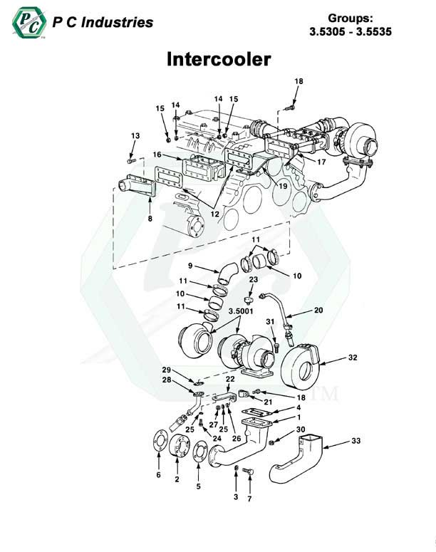 6 5 Detroit Diesel Engine Diagram