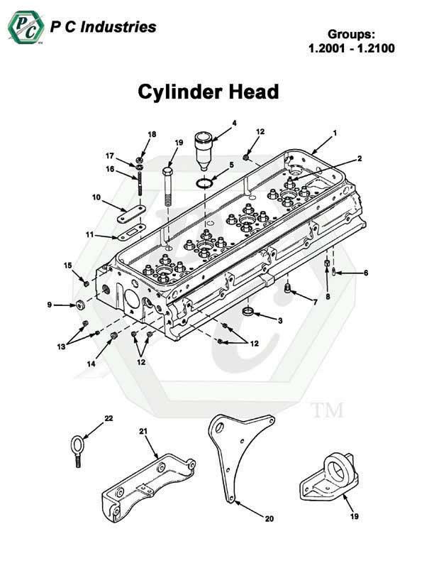 Circuit Diagram 4 Cylinder Diesel Defender