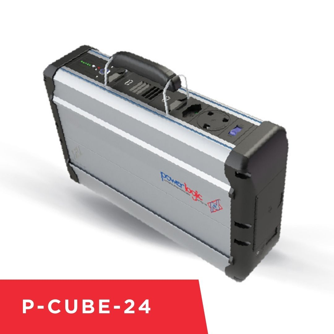 P-Cube Portable Power Pack
