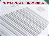 Full service Lettershop günstig in Hamburg Wandsbek - portooptimierter Versand schnell und preiswert in Hamburg Wandsbek von Lettershop Power Mail