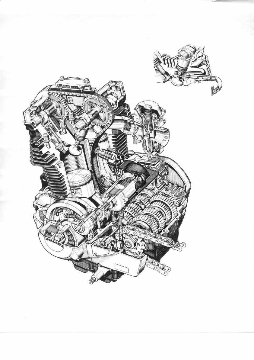 Suzuki GR650 83 Service Manual Free Download