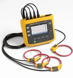 fluke 1738 three phase power logger [ 1232 x 1232 Pixel ]
