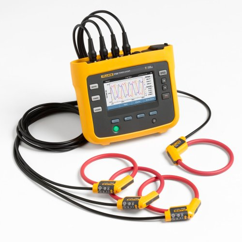 small resolution of fluke 1738 three phase power logger