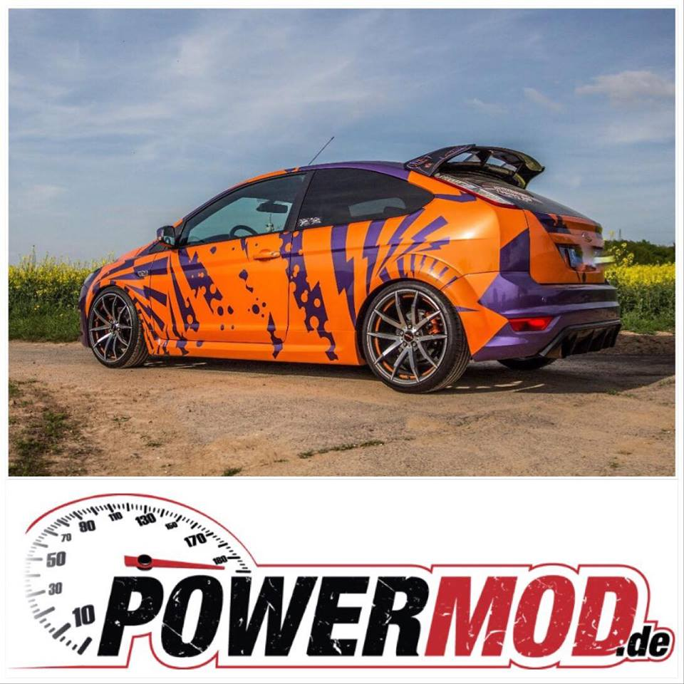 Ford Focus ST Chiptuning in Kassel