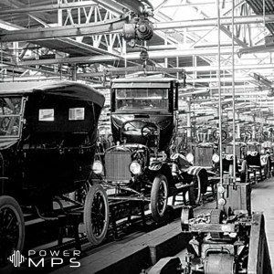 Assembly Line - Business Process Automation by Ford