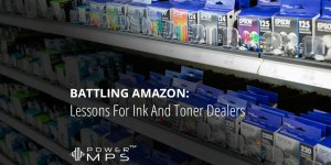 Ink and Toner Dealers Fight Against Amazon