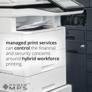 Managing the hybrid workforce printer problem
