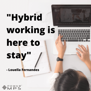Will hybrid working continue after Covid