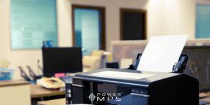 Is an inkjet or laser printer better for an office