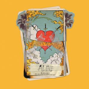DOWNLOAD MP3: Halsey ft. Big Sean & Stefflon Don – Alone