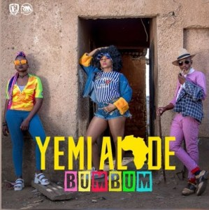 VIDEO: YEMI ALADE - BUM BUM
