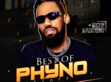 DJ PlentySongz - Best Of Phyno Mixtape