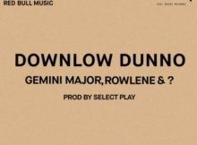 Gemini Major, Rowlene & ? – Downlow Dunno