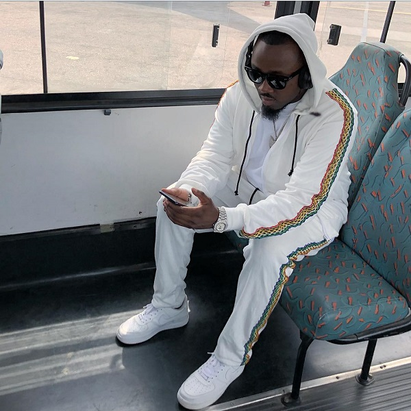 Ice Prince set to release new song