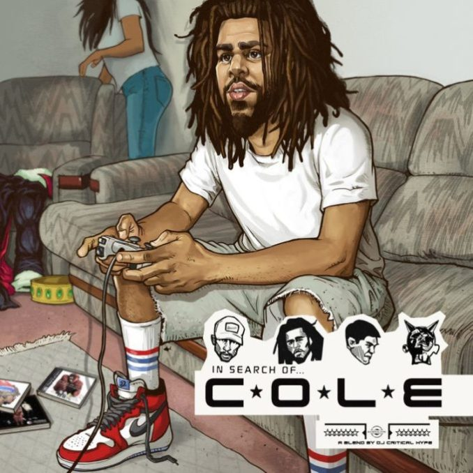 J Cole In Search Of Cole (blends) Full Album Zip Download