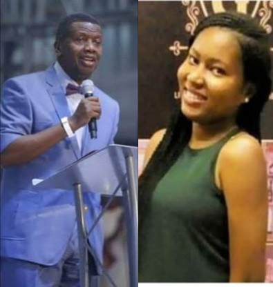 Read Pastor Adeboye Response To The Female UniBen Student Rapped & Murdered In Church Premises