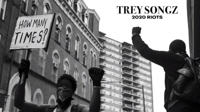 Trey Songz – 2020 Riots: How Many Times