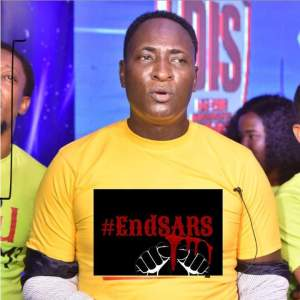 Endsars by man of God